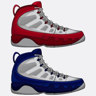 Лучшая баскетбольная обувь