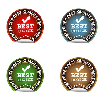 The best choice tag vector design