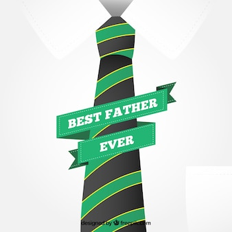 Best father ever card