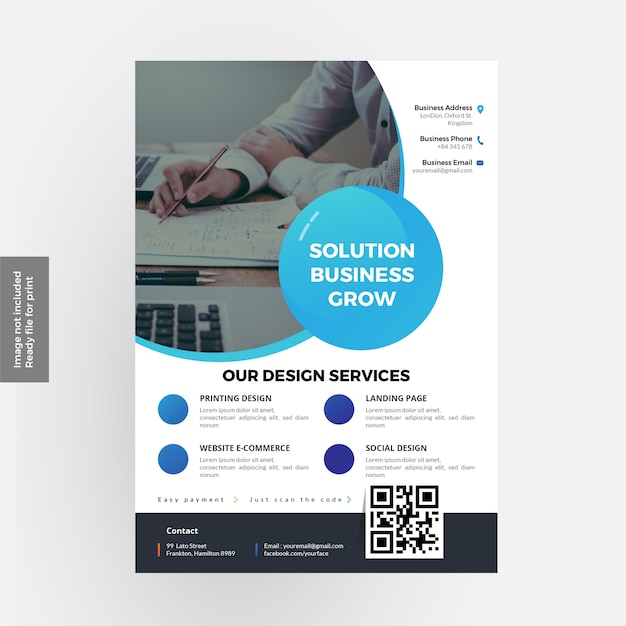 Best flyer business design