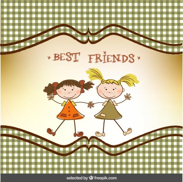Лучший друг открытка
