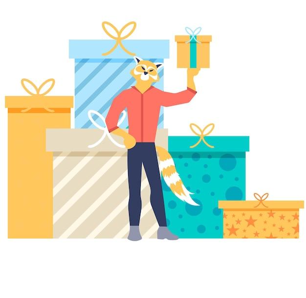 가장 큰 선물은 아니지만 마음에서 나오는 최고의 선물