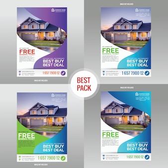 Best of Flyer Pack Design