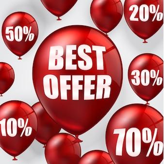 Best offer balloons