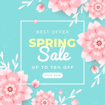 Best offer spring sale