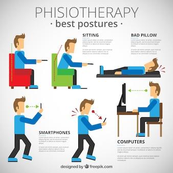 Best postures set