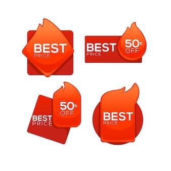 Best price fire  element