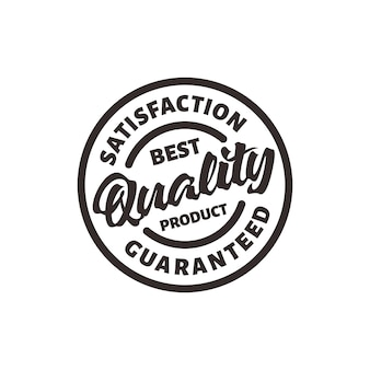 Best quality product stamp and satisfaction guaranteed