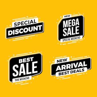 Коллекция ярлыков best sale
