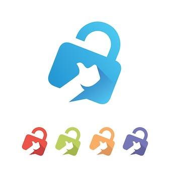 Best security lock icon