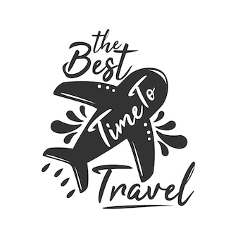 The best time to travel