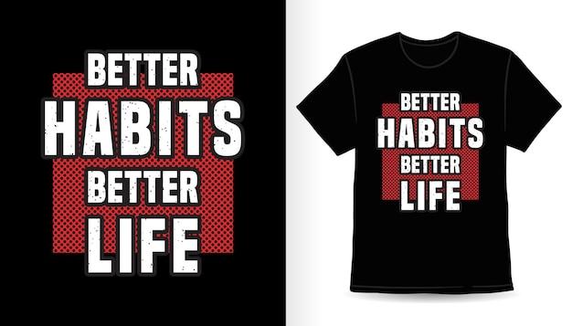 Дизайн футболки с лозунгом