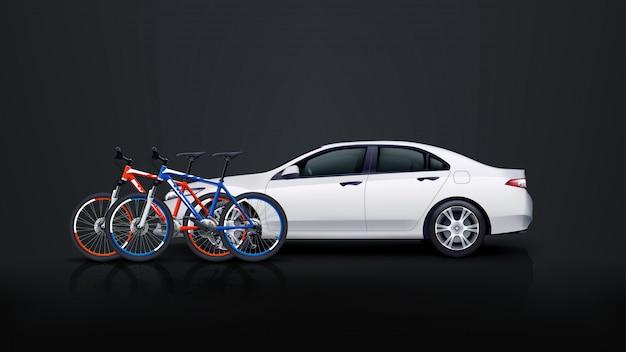 自転車セット01