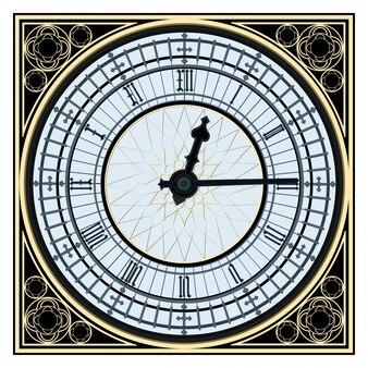 ビッグベン時計