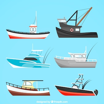 Big boats collection