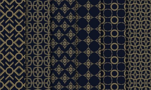 완벽 한 패턴의 큰 컬렉션