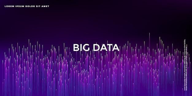 Big data background,  network technology