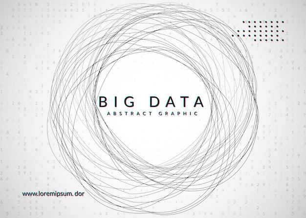 ビッグデータの背景。可視化技術