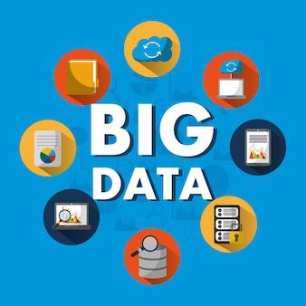 Big data server search cloud folder file security