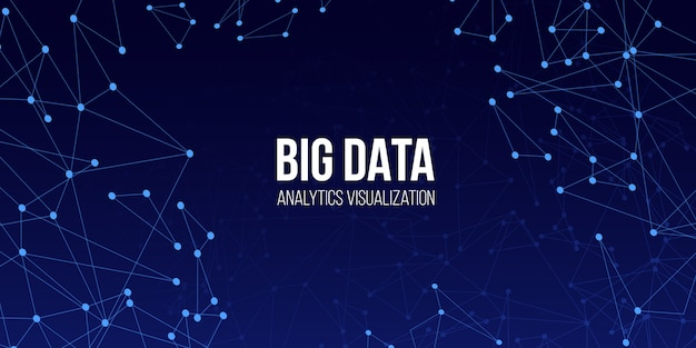 Big data technology background.