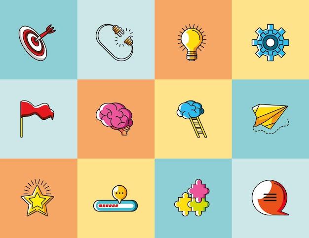 Набор инноваций, цель, большая идея