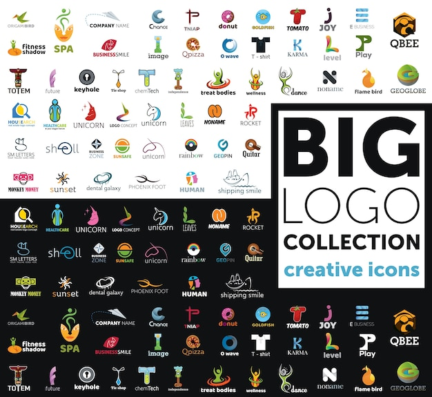 Big logo collection