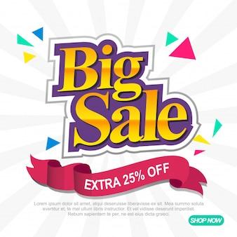 Big sale extra 25 discount