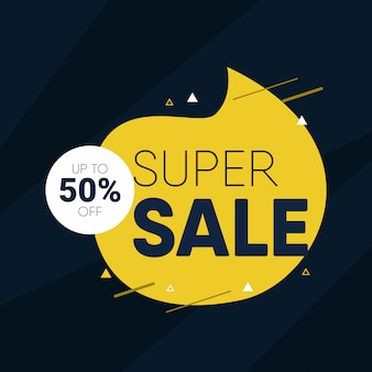 Big sale modern template