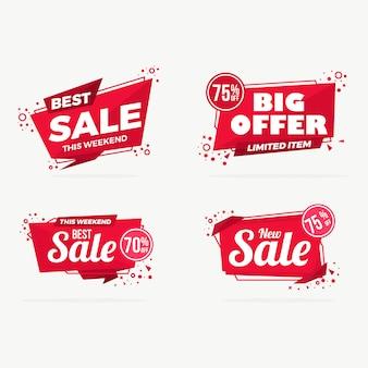 Коллекция ярлыков big sale