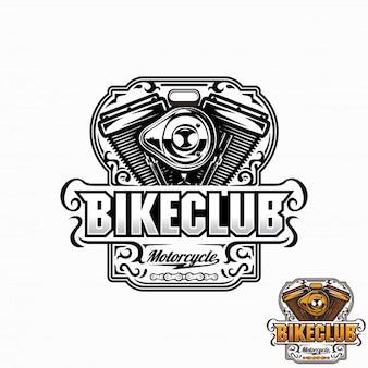バイクエンジンクラブヴィンテージオートバイ