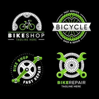 Bike logo pack