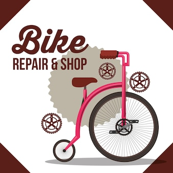 Bike repair and shop
