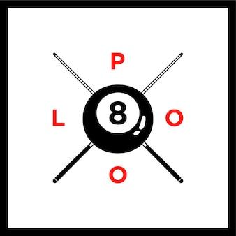 Billiard or snooker poolroom design