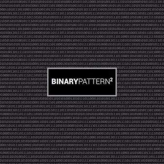 Binary code pattern design