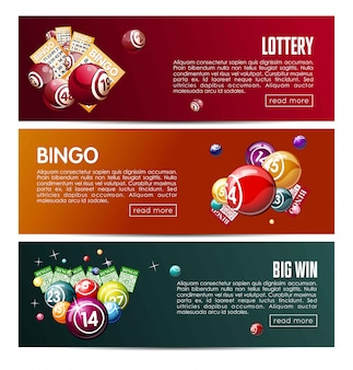 Bingo lottery online lotto game