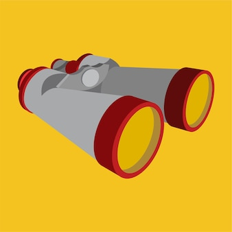 Binoculars vision