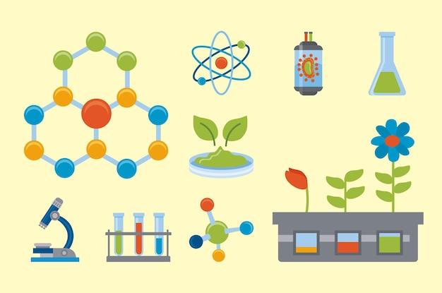 Bio technology elements