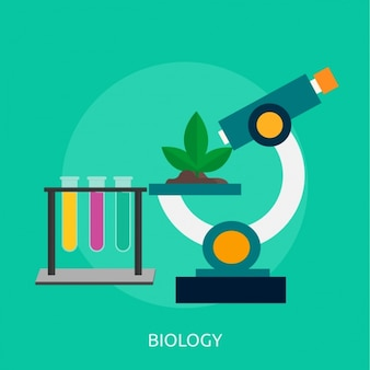 Biology elements design