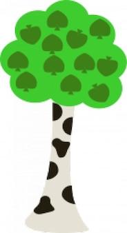 자작 나무