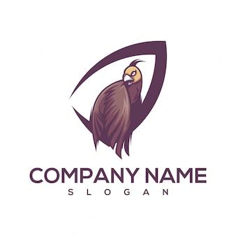 Bird eagle logo