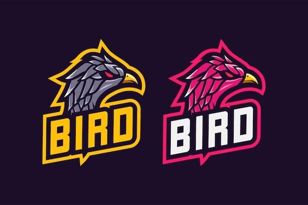 Логотип bird esport