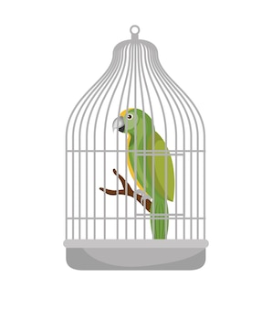 Значок питомника птиц