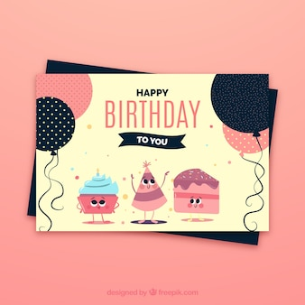 Birthday Celebration Card
