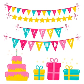 Birthday party decoration theme