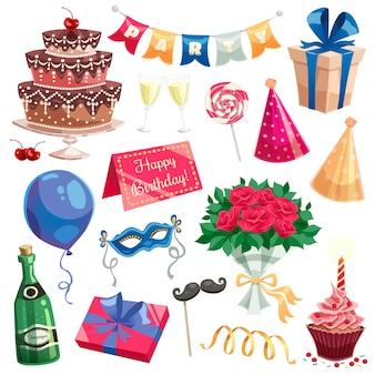 Birthday party set