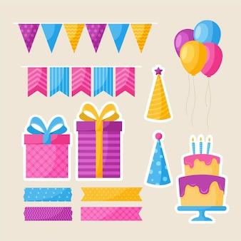 Set di album di compleanno