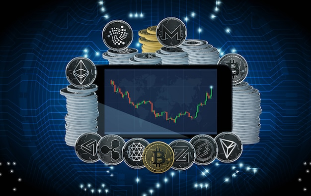 Bitcoin criptocurrencies trading