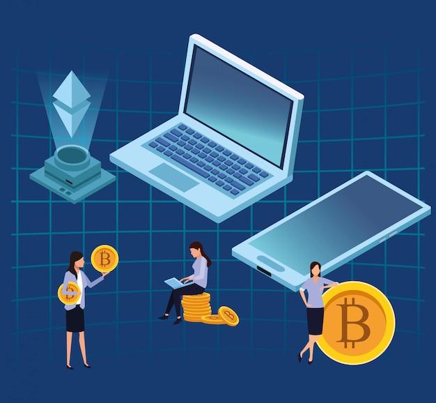 Технология криптовалюты биткойн