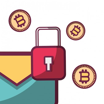 Bitcoin and envelope