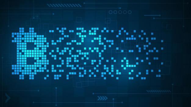 비트코인은 컴퓨터 언어로 만들어진 디지털 화폐입니다.